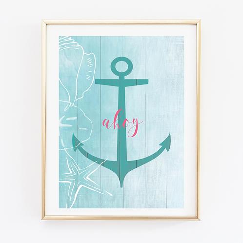Ahoy Print