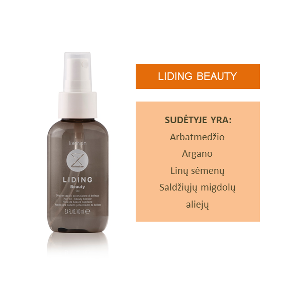 Liding Beauty oil