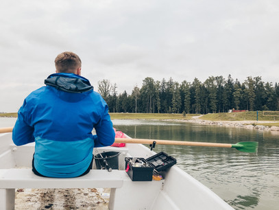 Rest in Forest _ žvejyba