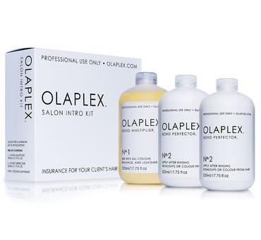 Olaplex- patikrinta , revoliucinė plaukų atkūrimo procedūra.