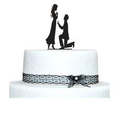 Cake Topper Engagement 2.7