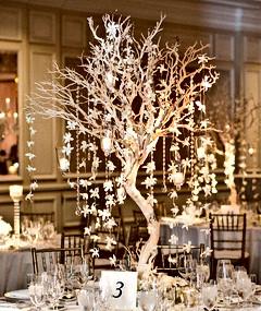 Decorated Manzanita Tree