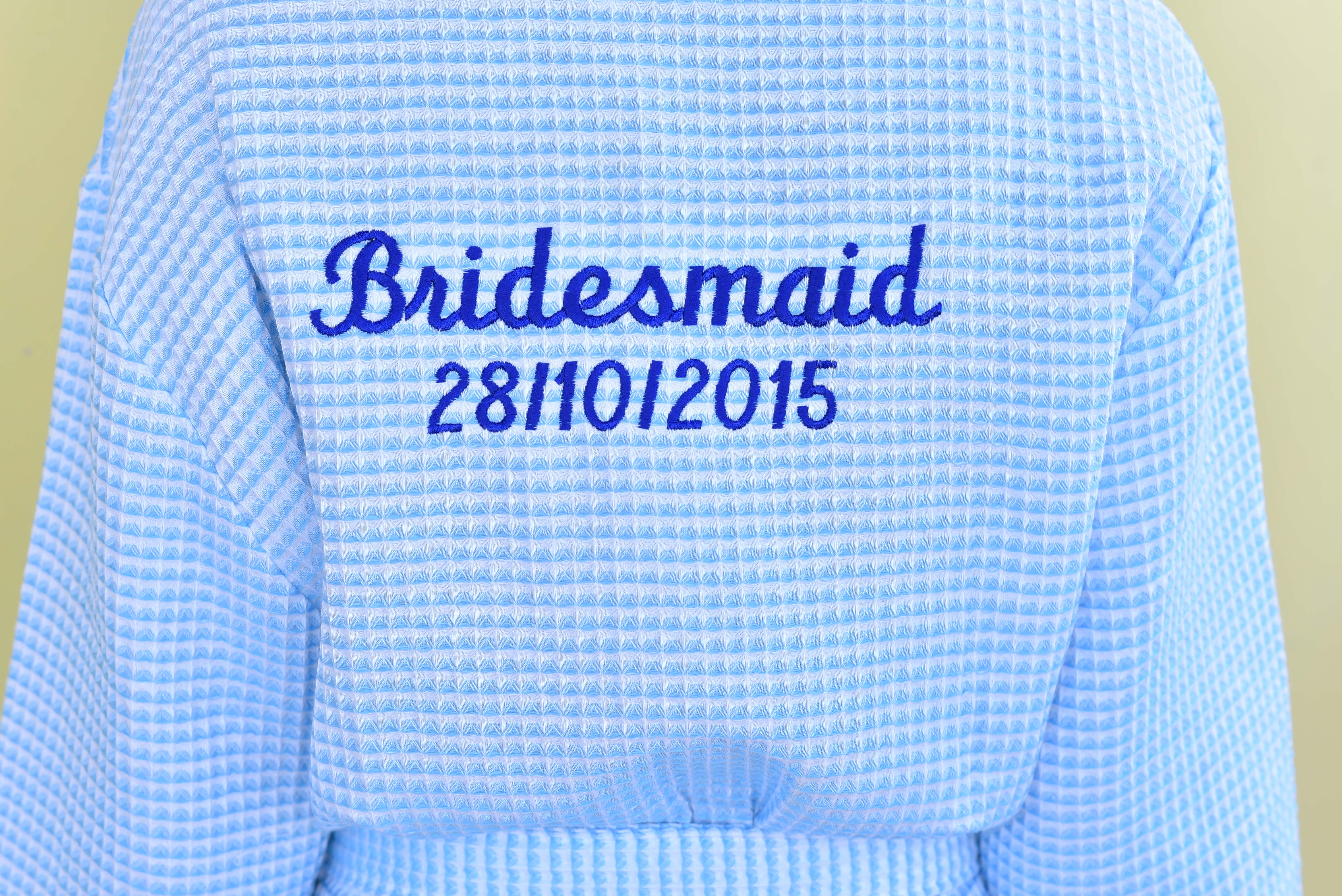 Customised Bridesmaids Robes