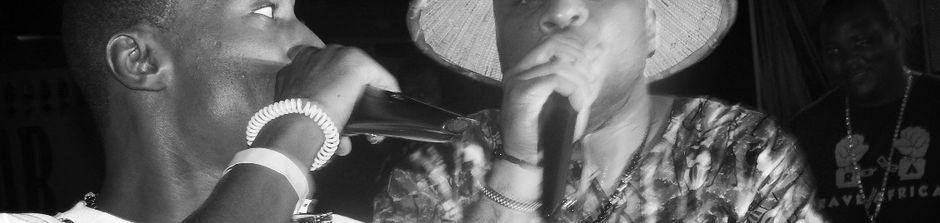 Gappy Ranks Christohper Ellis Gambia Reggae Festival
