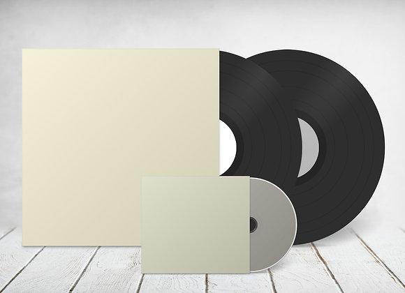 Album Preorder - Bundle