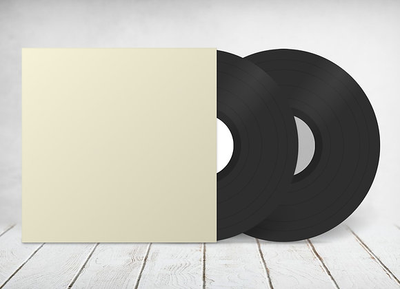 Album Preorder - Vinyl