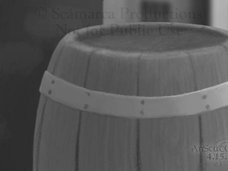 Barrel - Background Art