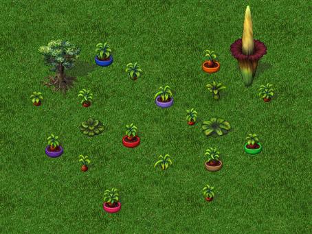 Various Plants - Furcadia