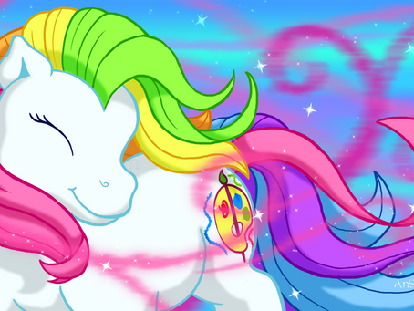"""My Little Pony: """"Colors of the Wind"""""""