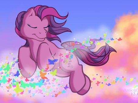 """My Little Pony: """"Dancing in the Clouds"""""""