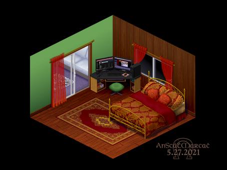 """Dream House"" in Furcadia"