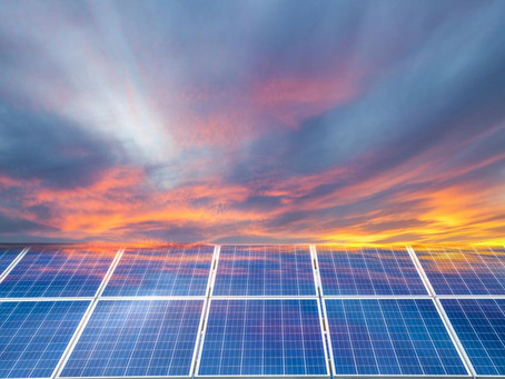 Community Solar headed to the Governor's desk