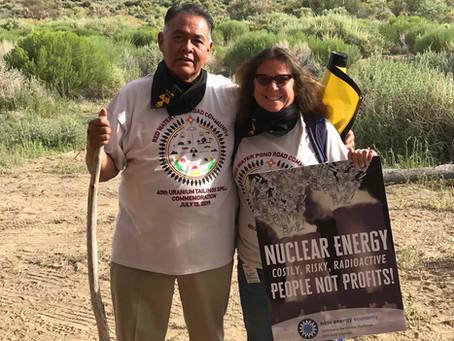 Goodbye Nuclear, Hello Solar!