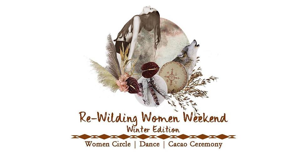 Re-Wilding Women Weekend   Winter Edition