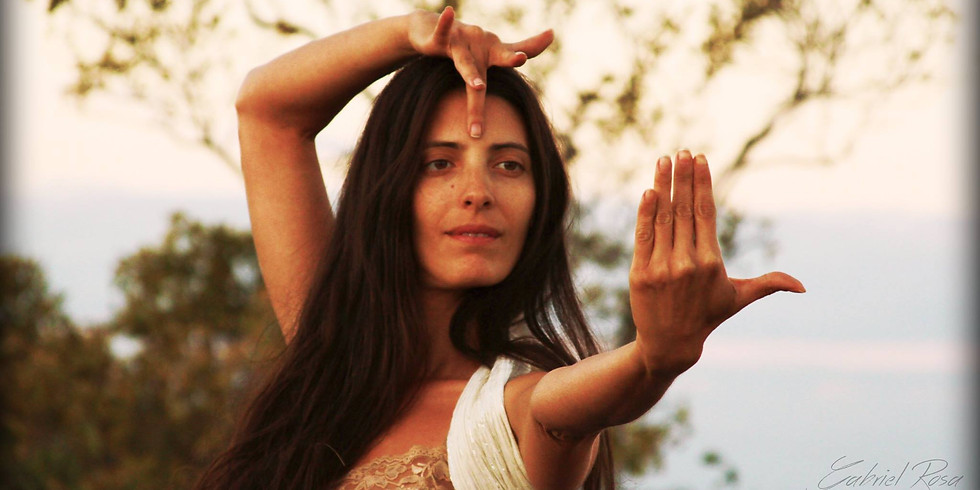 Dancing the Divine with Amber Joy Rava