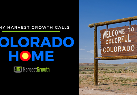 Why Harvest Growth Calls Colorado Home