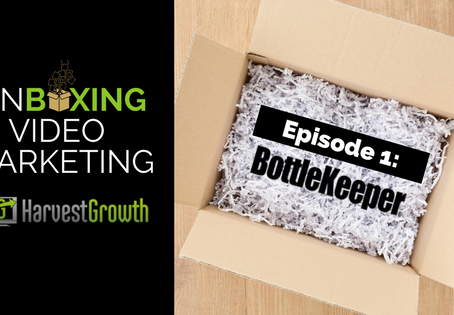 Unboxing Video Marketing - Episode 1: Bottle Keeper