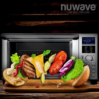 Nuwave, harvest growth, marketing, tv advertising, infomercial marketing, drtv