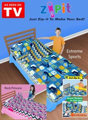 Zipit, bedding, as seen on tv, harvest growth, children's bedding, marketing, advertising, social media, social media marketing