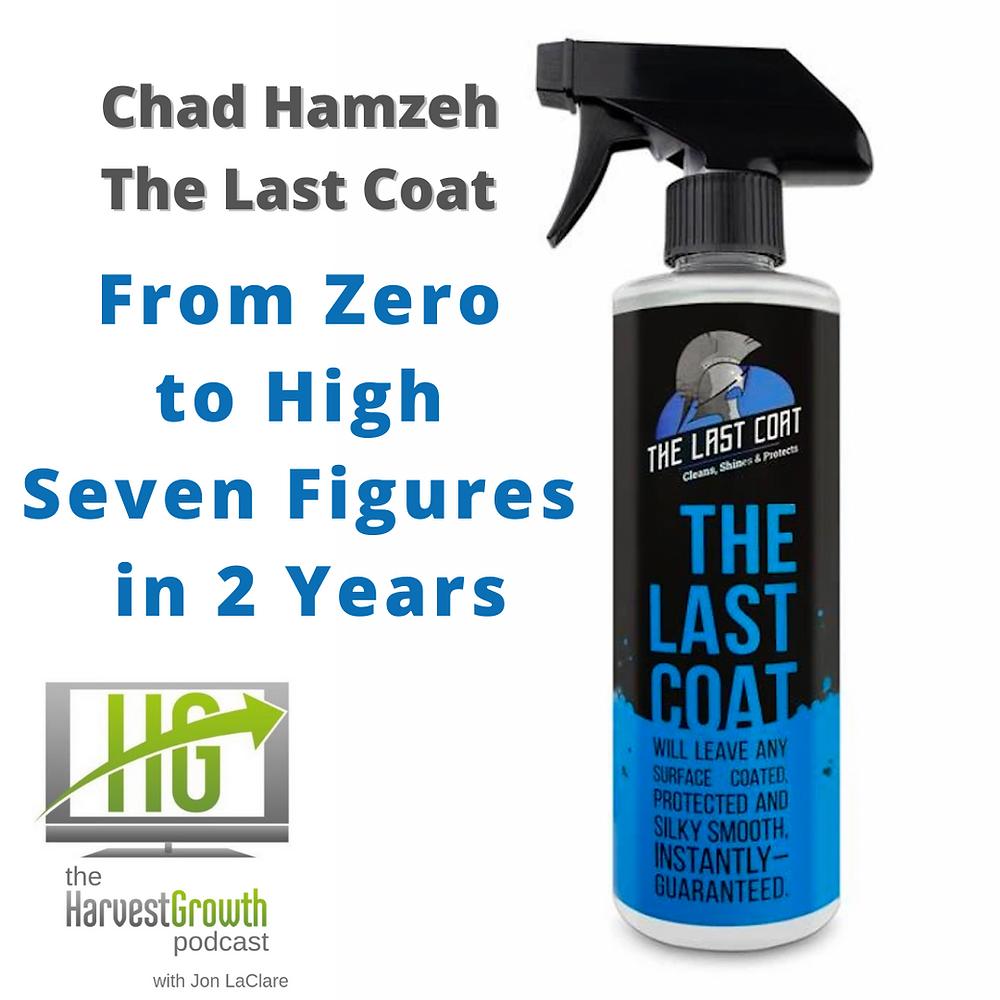 business podcast, the last coat, car product, car wax, infomercials