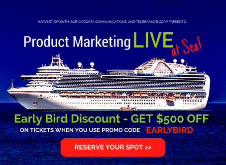 Attention: License Your Product To The Biggest As Seen On TV Marketer