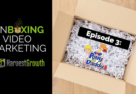 Unboxing Video Marketing - Episode 3: Pony Up Daddy