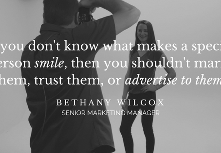 Meet Team HG: Bethany Wilcox
