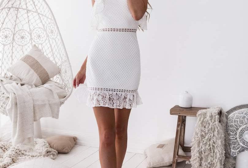 SHAYNE DRESS