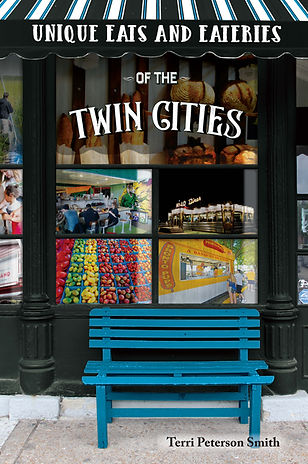 book, twin cities restaurants, terri peterson smith