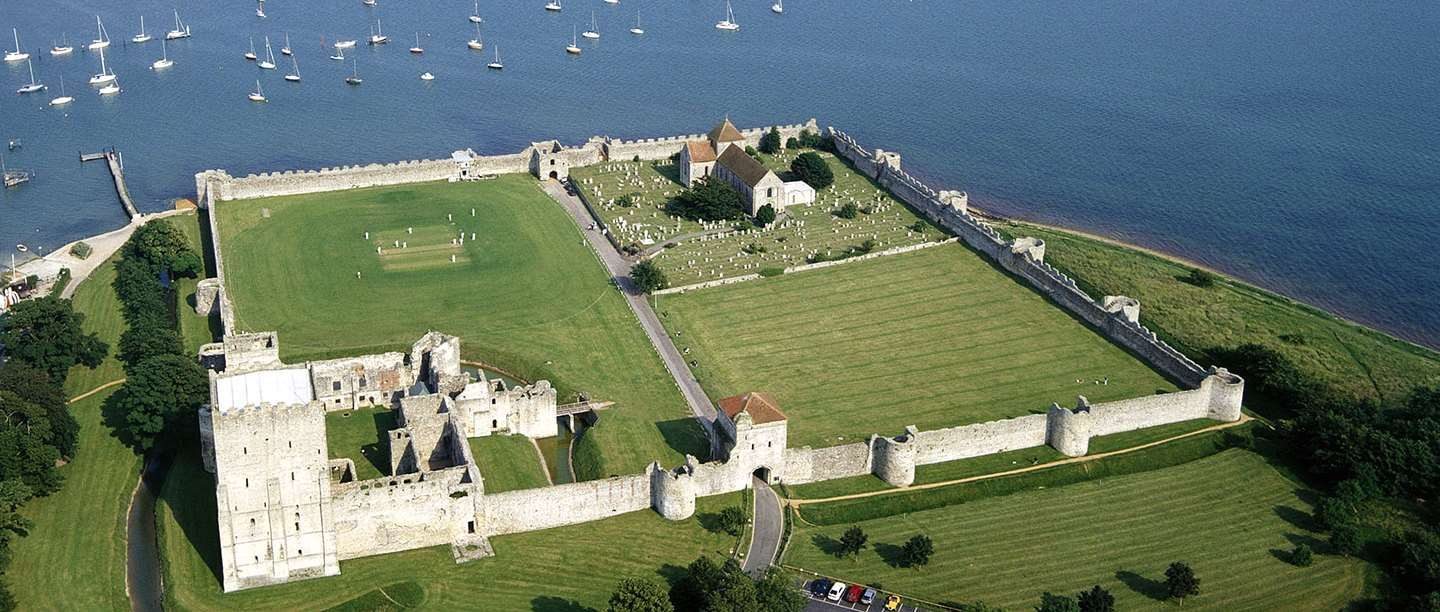 Porchester Castle