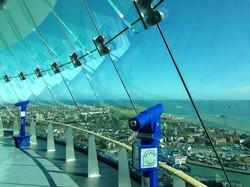 Spinnaker Tower Observation