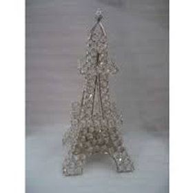 "12"" Crystal Eiffel Tower"