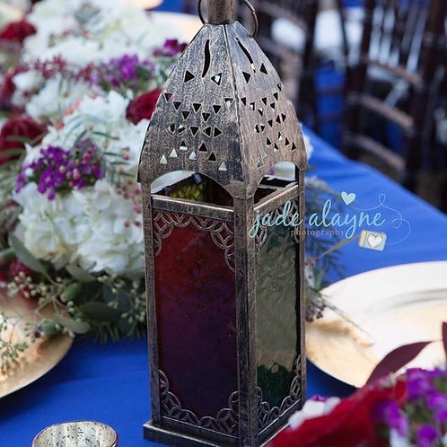 Moroccan Lanterns in Various Sizes
