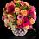Thumbnail: Pink Hatbox Spring mix