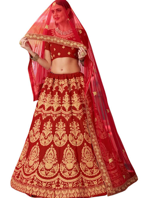Velvet lahenga Choli, Velvet Blouse, Net Dupatta, Latest, Exclusive, New, Stylish, Looking good, Bridal, Designer