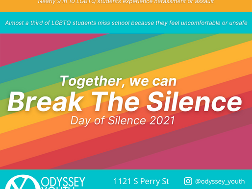 Day of Silence: Changing Advocacy for a Changed World
