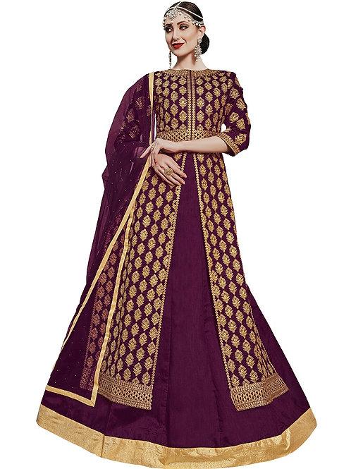 Purple Salwar Suits, New Arrival Salwar Suits, Purple Salwar Suits, Latest Salwar Suits