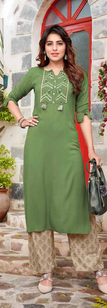 Kaavi Fab Stylish Short Kurti