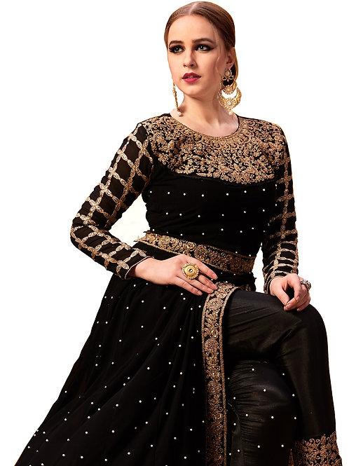 Black Salwar Suits, New Arrival Salwar Suits, Black Salwar Suits, Latest Salwar Suits