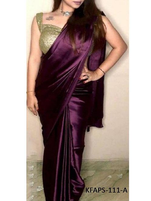 new collection, magenta silk saree, plain saree, golden blouse, plain blouse