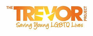 The logo of the Trevor Project