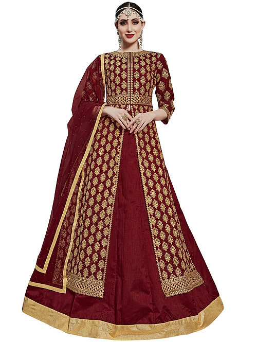 Maroon Salwar Suits, New Arrival Salwar Suits, Maroon Salwar Suits, Latest Salwar Suits
