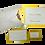 Tarjeta de invitación para Bodas de oro en Quito