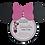 Tarjeta de invitación Minnie Mouse Quito