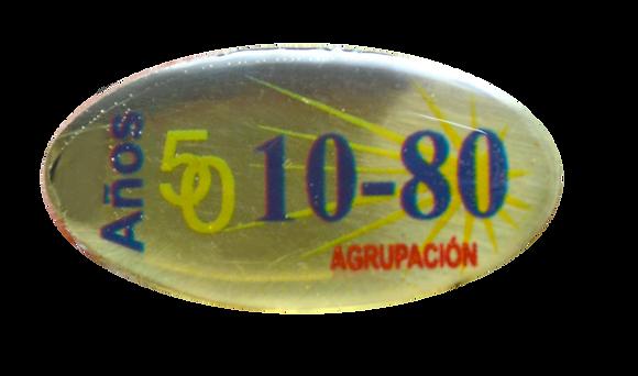 Escarapela 10-80
