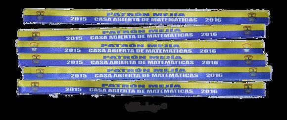 MANILLAS COLEGIOS