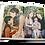 Hojas internas de libro de fotos de familia