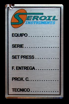 Placa Seroil