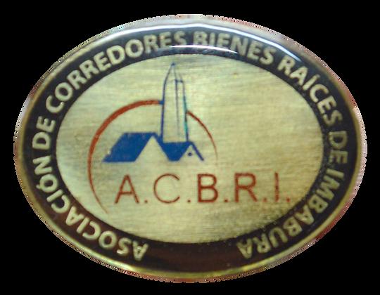 Escarapela ACBRI