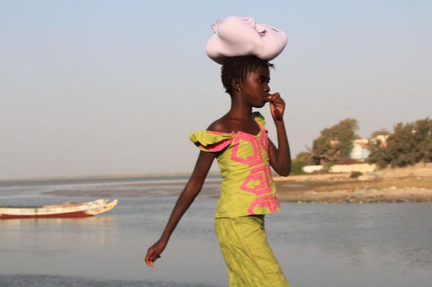 Photo journalismSeaside Walks in Saint-Louis Senegal